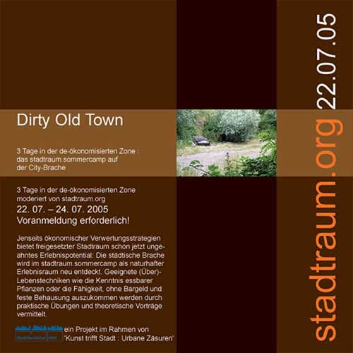 Dirty Old Town